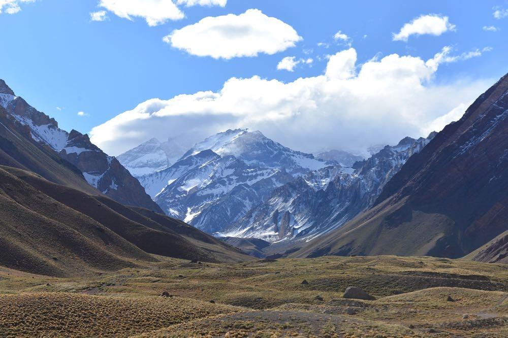 Road trip dans les Andes