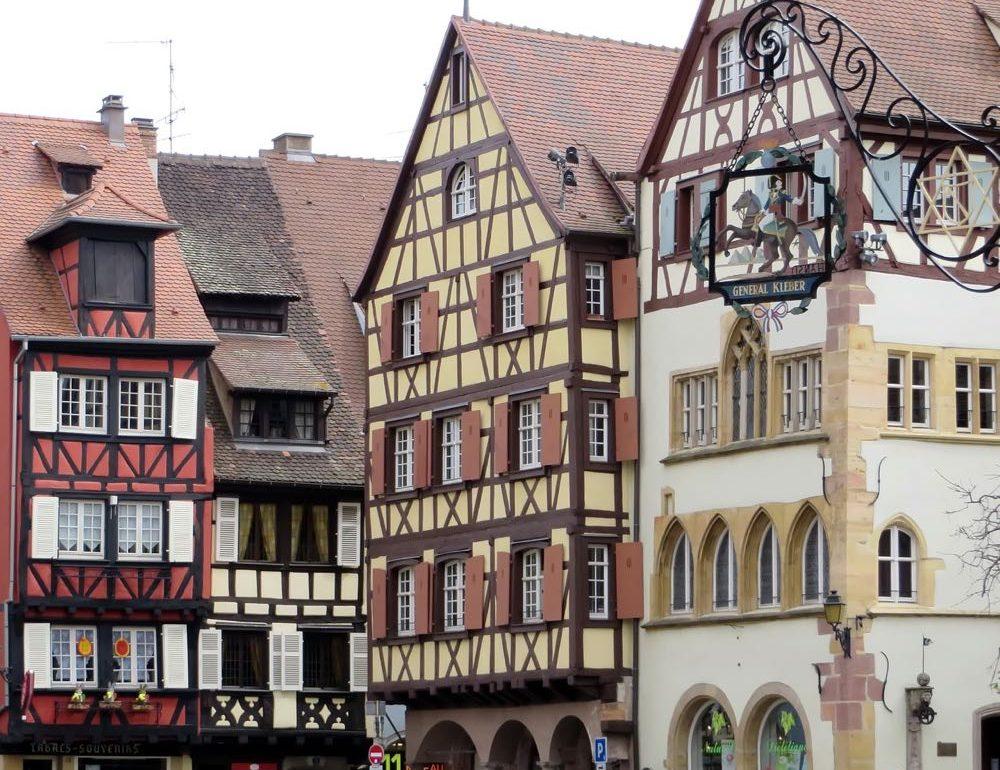 Colmar incontournable sur la route des vins d'Alsace
