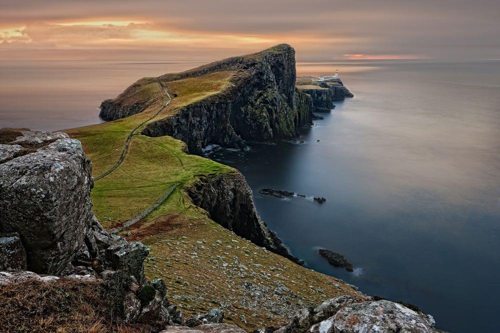 L'île de Skye avec The French Kilt