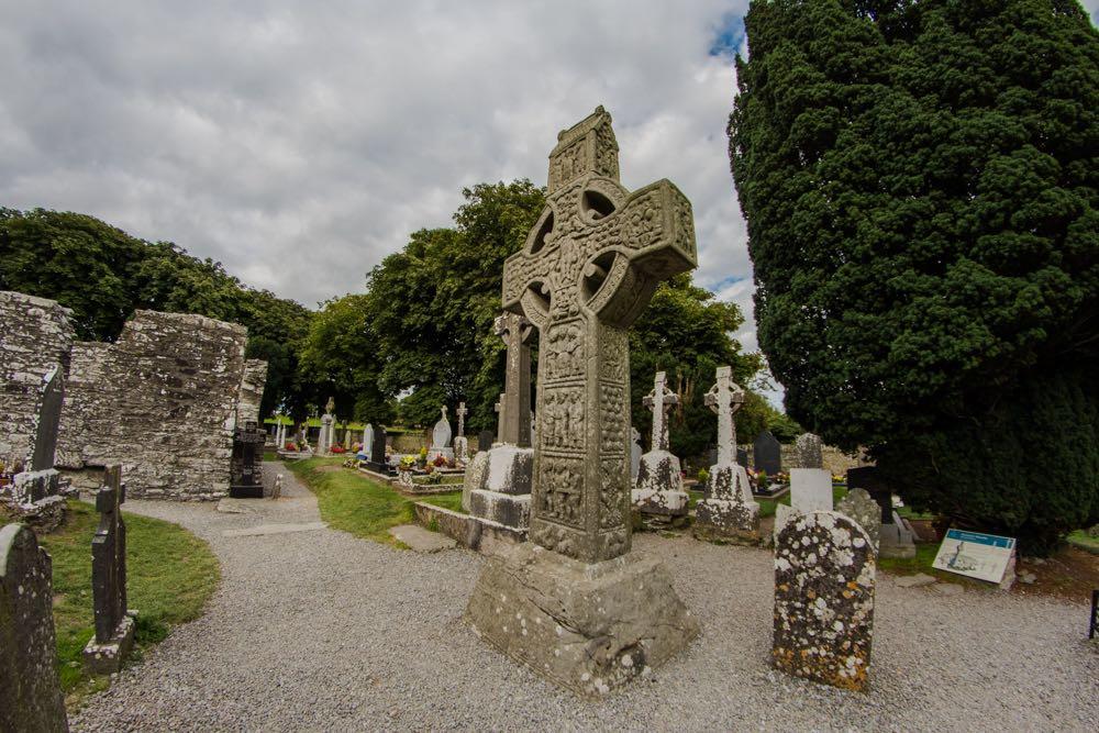 A la découverte des Croix d'Irlande