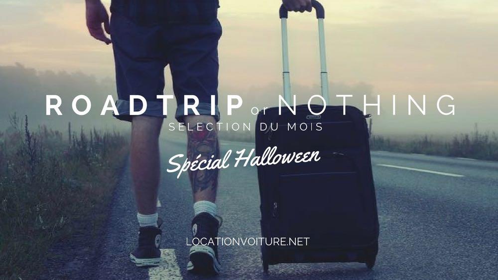 Un sélection de road trip spécial Halloween