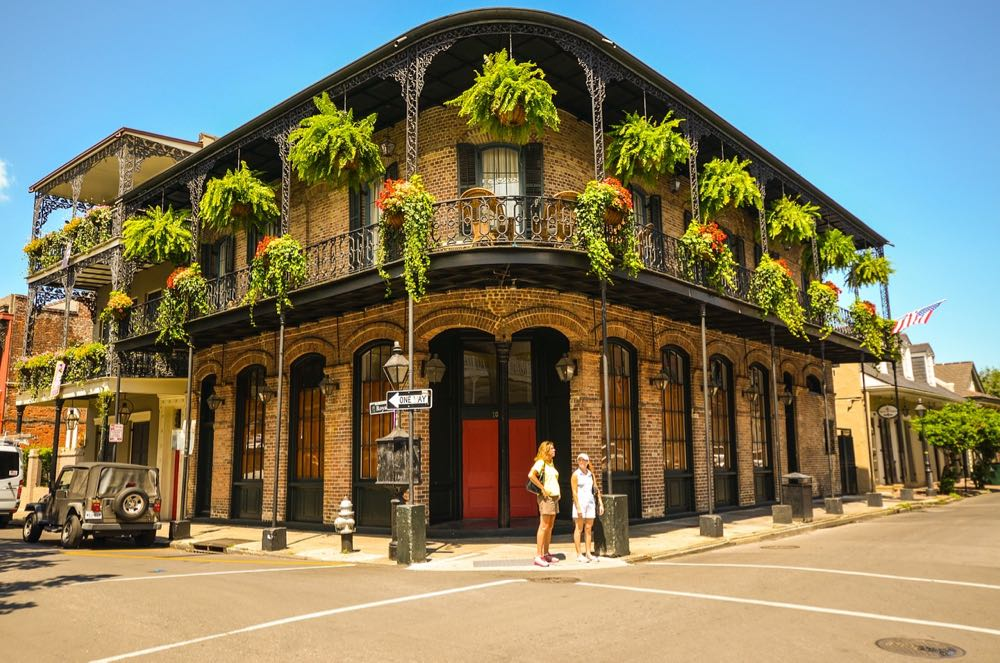 Découvrir la Nouvelle-Orléans pour Halloween.