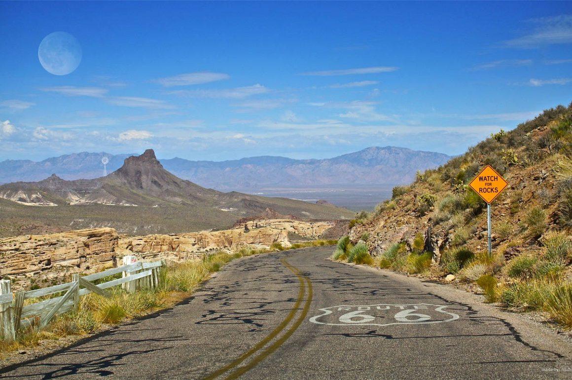 Routes mythiques : la Route 66