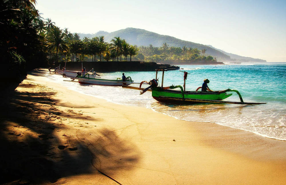 Road trip à Bali