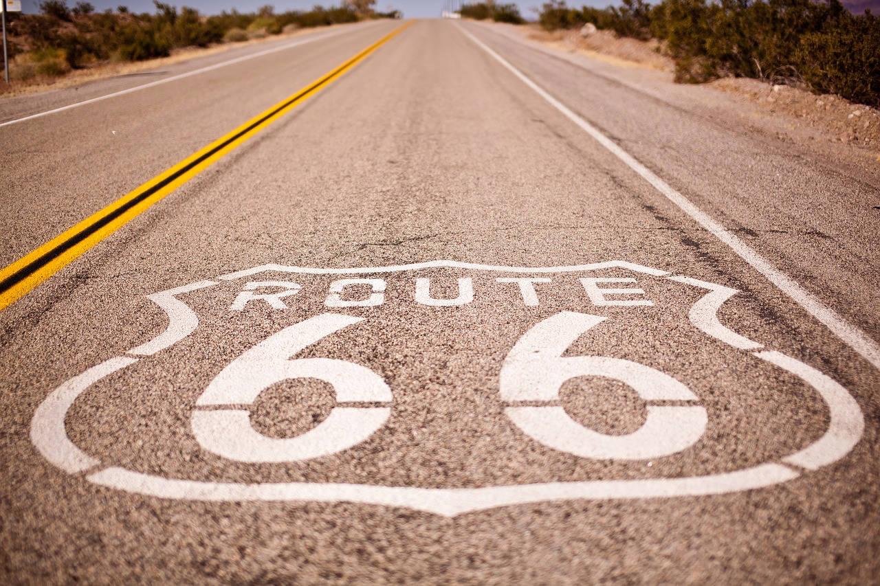 Road trip sur la Route 66