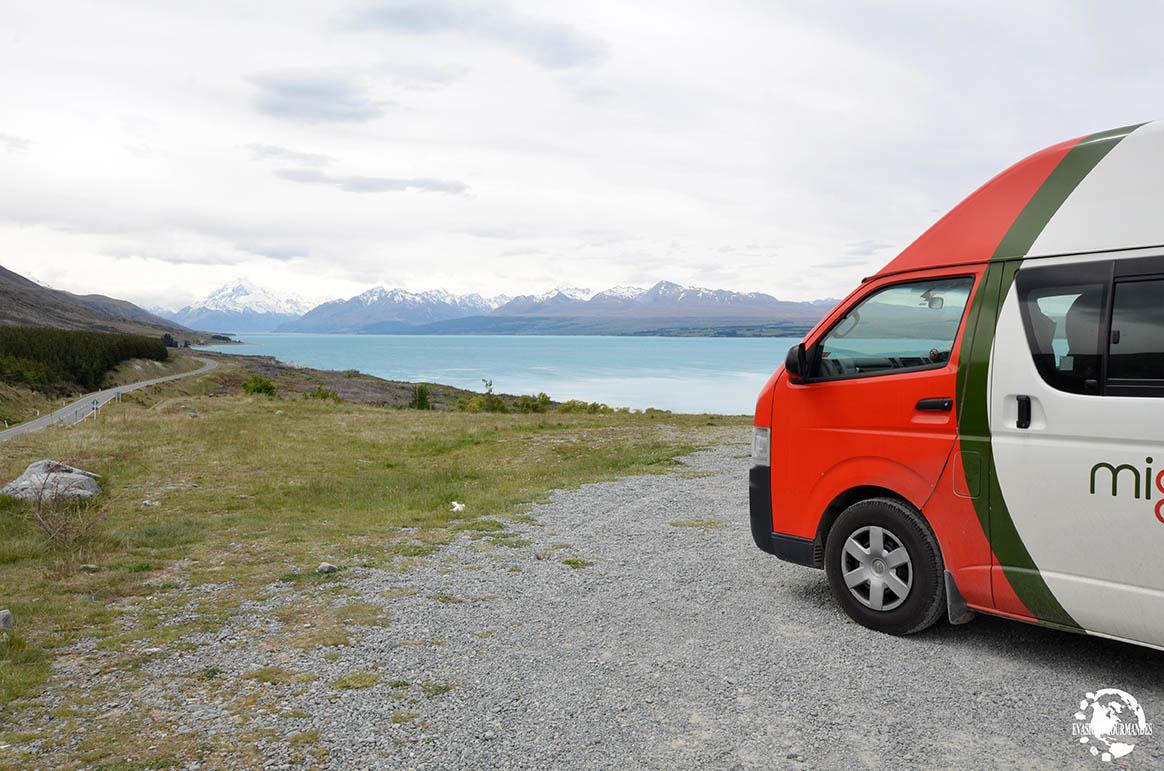 Coup de coeur pour les routes de NZ