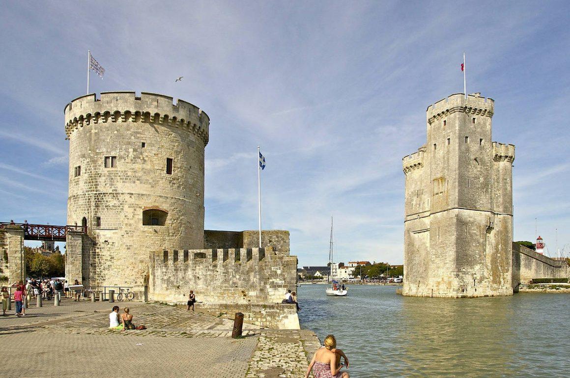 Week-end à La Rochelle sur le Vieux Port