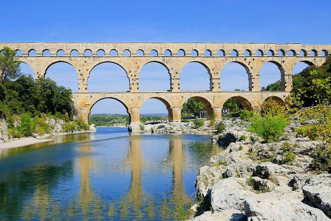 Découvrir le Pont du Gard
