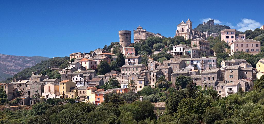 Rogliano petit village de Corse