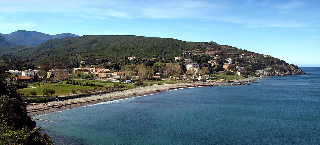 Sisco, village Corse