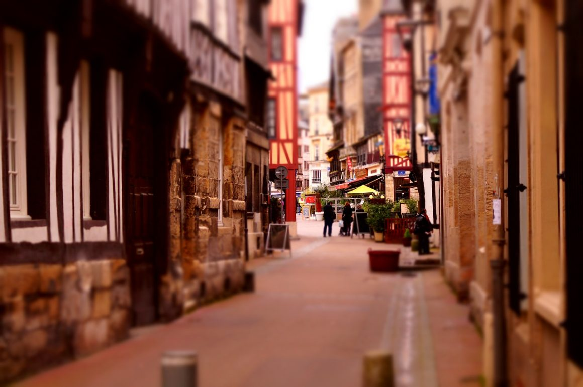 Week-end à Rouen
